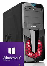 GAMER PC INTEL CORE i5 7500 GTX 1050Ti 4GB/RAM 8GB/1TB/Windows 10/KomplettSystem