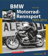 BMW Motorrad-Rennsport 1923-2013 Motorsport Motorräder Rennen Werksfahrer Buch