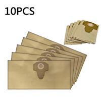 10x Sacchetto per Aspirapolvere Carta per Einhell inox 1400 R as 1400