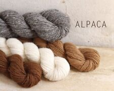 Elk Creek Alpaca yarn Hypoallergenic 100% alpaca variety of colors and types
