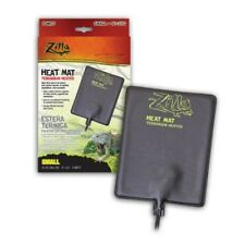 Zilla 10 To 20 Gal Terrarium Heater Small Heat Mat 8 Watt