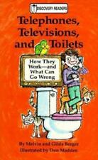 Telephones, Televisions, and Toilets: How They Work-And What Can Go Wrong (Disco