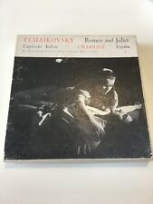 Tchaikovsky Romeo And Juliet TT54 Philips Pre Recorded Reel To Reel Tape