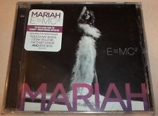 E=MC² by Mariah Carey (CD, Apr-2008, Island (Label)) New Unopened! Cracked Case