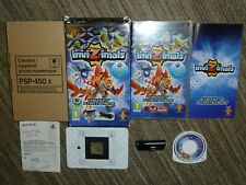 INVIZIMALS Game + OFFICIAL PSP-450 GO!CAM CAMERA Boxed for SONY PSP & SLIM Lot