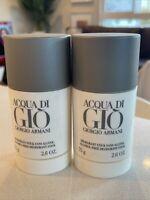 2 - Armani Acqua di Gio Deodorant 75g-2.6oz
