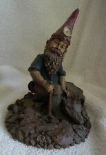 Pardner Autographed Tom Clark Gnome Cairn Studio Edition 20 with Coa