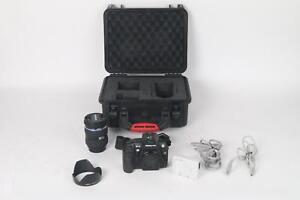 Olympus E-5 12.3MP Digital SLR Camera With Olympus Zuiko Digital 12-60mm 1:2.8-4