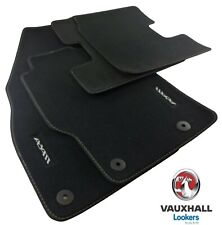 Genuine Vauxhall Adam Tailored Velour Carpet Car Floor Mats UKCVA016 2013-2019
