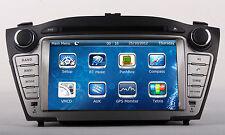 Multimedia Stereo Car Radio CD DVD Player GPS Navigation For Hyundai Tucson ix35