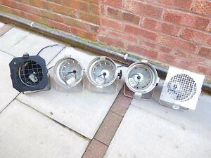 5 x Par 56 Cans With Wiring Kits Chrome Black Stage Lights DJ Band 300W  Pub
