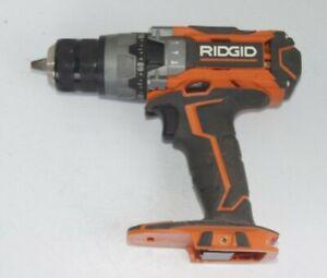 RIDGID R8611503 GEN5X 18V 1/2 Inches Cordless Hammer Drill U7799