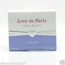 Love in Paris by Nina Ricci 1.6 fl - 50 ml oz Eau De Parfum Spray for Women