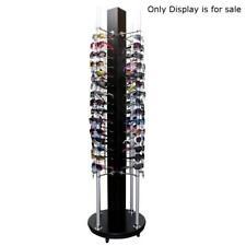 "Locking Floor Model Rotating Sunglass Display 73"" height x 20.5"" width"
