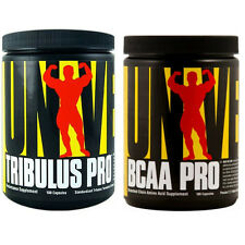 Universal Nutrition Tribulus Pro 100 caps + Universal BCAA Pro 100 caps