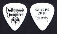Hollywood Vampires Joe Perry Signature Europe Guitar Pick - 2018 Tour Aerosmith