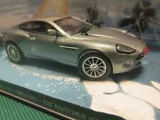 JAMES BOND CARS COLLECTION 002 ASTON MARTIN V12 VANQUISH DIE ANOTHER DAY