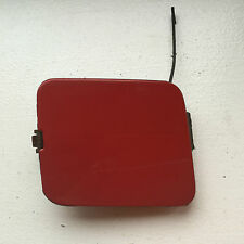 FIAT STILO - 3 DOORS REAR BUMPER TOWING HOOK EYE COVER CAP RED (R157)