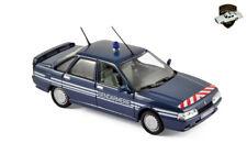 1 43 Norev Renault 21 Turbo Gendamerie 1989