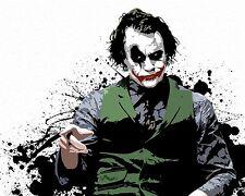 Poster 37x29 cm Joker Batman 13