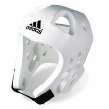 Adidas World Taekwondo Head Guard, Martial Arts/MMA, XL, White