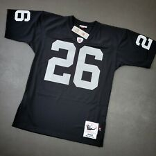 100% Authentic Rod Woodson 2002 Raiders Mitchell & Ness Jersey Size 40 M Mens