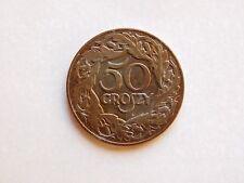 Poland 50 Groszy -1923 /II Rzeczpospolita/ Nikiel