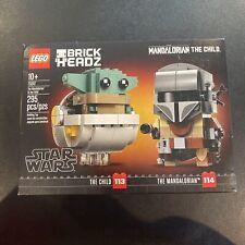 Lego Brickheadz Star Wars The Mandalorian, The Child 75317
