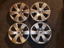"""Set of 4 New 2007 08 09 10 11 Camry 16"""" Hubcaps Wheel Covers 61137 Free Shipping"""