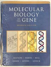 Molecular Biology of the Gene, 7th Edition, by Watson et al., AS IS