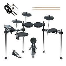 Alesis Forge Kit Electronic Drum Set BONUS PAK