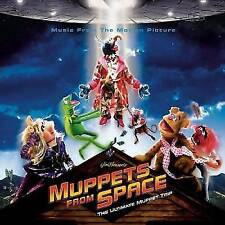 Muppets from Space - Original Soundtrack - CD New/Sealed CD  PROMO