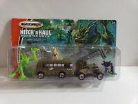 VERY RARE 2005 MATCHBOX HITCH N HAUL MONSTER MOVIE VHTF FREE SHIPPING