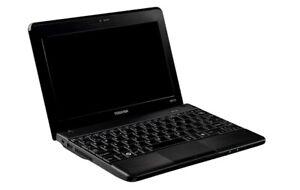 Toshiba NB510-11G Intel Atom N2600 1.60 GHz Netbook Spares/Repair