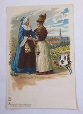 """"""" COSTUMES,Bavaroise costumes folkloriques,Basse Bavière,DINGOLFING """" 1900"""