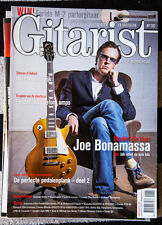 Gitarist  #282 magazine BONAMASSA Fender WATTS and More