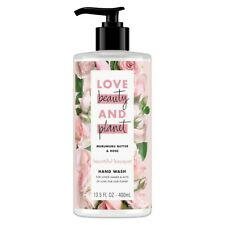 Love Beauty and Planet Liquid Hand Wash - 13.5 fl oz - Murumuru Butter and Rose