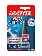HENKEL Loctite Super Attak Precision XL 10 gr. colla adesivo universale
