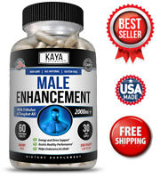 Male Enhancement, Boost Testosterone, Endurance, Increased Sex Drive, Stamina
