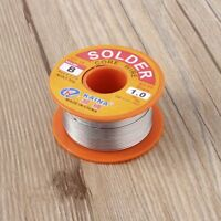 1mm Rosin Core Solder 63/37 Tin Lead Line Flux Welding Iron Wire Reel ##~
