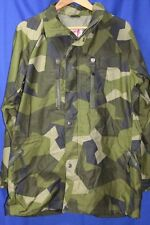 Swedish Army Camouflage Coat & Trousers