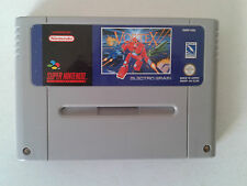 VORTEX - SUPER NINTENDO - JEU SUPER NES SNES
