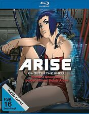 GHOST IN THE SHELL - ARISE: BORDERS 3&4 BD   BLU-RAY NEU