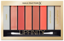 MAX FACTOR Lipfinity Lip Palette 12g 03 NUDES - NEW Sealed
