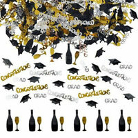 Wedding Supplies Graduation Party Congrats Acrylic Confetti Table Decoration