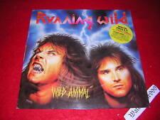 Running Wild - Wild Animal, EMI 1C060-2036526, Noise Vinyl LP 1989, 1. Press
