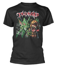 Tankard 'Hair Of The Dog' (Black) T-Shirt - ¡NUEVO Y OFICIAL!