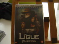 LA LIGUE DES GENTLEMEN EXTRAORDINAIRES DVD ZONE 2 BE/TBE