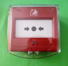 Box of 10 Fire Alarm Break Glass Cover JSB Menvier Call Point Fulleon MCP CX/PC