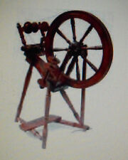 Mahogany Kromski Prelude Spinning Wheel and $40.00 in free bonus items